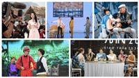Chương trình giải trí hấp dẫn trên truyền hình dịp Tết Nguyên đán Canh Tý
