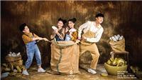 Bảo Thanh và Quốc Trường góp mặt trong bộ ảnh lịch đặc biệt chào năm mới2020