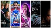 Gần 20 phim mới ra rạp tháng 2, mới xuất hiện phim Việt duy nhất 'Sắc đẹp dối trá'