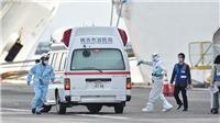 Nhật Bản xác nhận 355 trường hợp nhiễm virus corona trên du thuyền Diamond Princess