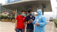 Dịch COVID-19: 202 mẫu xét nghiệm của công dân Lào Cai trở về từ Bệnh viện Bạch Mai có kết quả âm tính