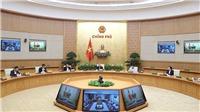 Thủ tướng yêu cầu đóng cửa các dịch vụ không cần thiết để hạn chế tối đa tụ tập đông người