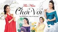 Tân Nhàn ra mắt MV 'Chơi vơi' ca ngợi vẻ đẹp người phụ nữ ngày 8/3