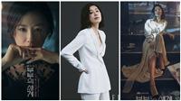 Những điều bất ngờ về Kim Hee Ae - nữ chính 'siêu phẩm' mới 'Thế giới hôn nhân'