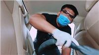 Diễn viên 'Cha cõng con'đóng MV dạy cách rửa xe mùa COVID-19