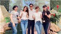 Diễm My, Xuân Nghị tham gia gameshow 'Chiến sĩ 2020' phiên bản Đồng đội