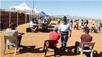 Nam Phi thử nghiệm vaccine phòng lao để ngừa virus SARS-CoV-2