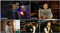 Loạt ảnh hậu trường giúp người xem giảm căng thẳng trước tập 13 'Thế giới hôn nhân'
