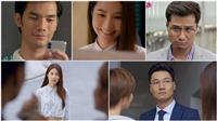 'Tình yêu và tham vọng': Hai sếp tổng tranh giành nhưng khán giả lại ủng hộ cặp Linh và Sơn