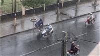 Tối 25/5, Bắc Bộ và Thanh Hóa mưa dông diện rộng, cục bộ có mưa vừa đến mưa to