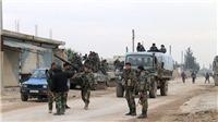 Syria: Nhóm tay súng cực đoan tấn công khiến 19 binh sĩ chính phủ thiệt mạng