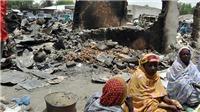 Ít nhất 60 người thiệt mạng trong vụ tấn công của các phần tử Hồi giáo cực đoan