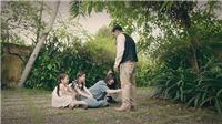 Gạo nếp gạo tẻ: Thúy Ngân - Thùy Trang lấy chung chồng Trung Dũng