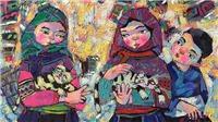 5 nghệ sĩhội ngộ trong triển lãm 'Trung du +'