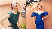 Thủy Tiên giới thiệu bộ sưu tập váy dự tiệc dành cho mùa hè 2020 của NTK Hà Duy