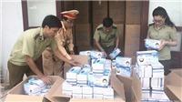 Quảng Bình: Phát hiện vụ vận chuyển số lượng lớn khẩu trang y tế không rõ nguồn gốc