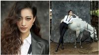 Ngắm nhan sắc 'girl boss' Lương Thùy Linh khi vừa bước sang tuổi 20