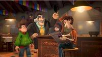 Phim 'Học viện quái vật: Du học sinh' - lựa chọn thú vị cho cả gia đình dịp lễ 2/9