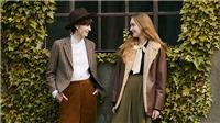 Ngắm bộ sưu tập thời trang Thu Đông 2020 tôn vinh phụ nữ yêu tự do thập niên 70