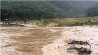 Mưa to tăng nguy cơ lũ quét, sạt lở đất và ngập úng cục bộ tại các tỉnh miền núi Bắc Bộ
