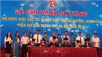 Nhiều giải pháp nâng cao chất lượng nguồn nhân lực trẻ, thu hút nhân tài cho Hà Nội