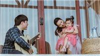 Ca sĩ Nguyễn Ngọc Anh phát hành MV mừng thôi nôi con gái nhỏ