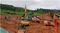 Chùm ảnh: 40 giờ khẩn trương tìm kiếm 22 nạn nhân trong vụ sạt lở đất ở Hướng Hóa - Quảng Trị