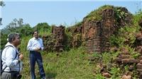 Thêm hành lang pháp lý bảo tồn cảnh quan khu di sản Mỹ Sơn