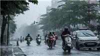 Mưa, dông bao trùm các khu vực, đề phòng thời tiết nguy hiểm