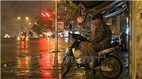 Chiều tối và đêm 4/10, không khí lạnh ảnh hưởng đến Bắc Bộ, Bắc Trung Bộ, có nơi mưa rất to