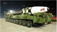 Triều Tiên trình làng tên lửa đạn đạo mới