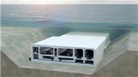 Đức phê duyệt dự án đường hầm vượt biển dài nhất thế giới
