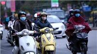 Khoảng ngày 2/11, không khí lạnh ảnh hưởng tới Bắc Bộ, Bắc Trung Bộ