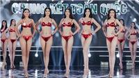 Top 20+2 người đẹp Hoa hậu Việt Nam nóng bỏng với phần thi bikini