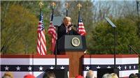 Bầu cử Mỹ 2020: Tổng thống Trump và ứng cử viên đảng Dân chủ Joe Biden tăng tốc đua nước rút