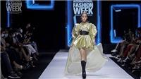 'Mẫu nhí' Bella Vũ tự tin catwalk cùng siêu mẫu Võ Hoàng Yến