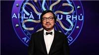 'Giáo sư Xoay'chính thức cầm trịch chương trình 'Ai là triệu phú'