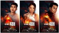Phim Tết 'Lật mặt: 48h' hé mở dàn nhân vật và phi vụ hành động 'thót tim'