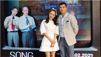 Nhã Phương - Trương Thế Vinh thân thiết sau khi đóng cặp trong 'Song song'