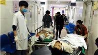 Nghệ An: Tích cực chữa trị các nạn nhân trong vụ tai nạn lao động rơi thang cuốn