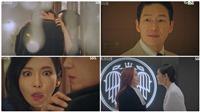 'Cuộc chiến thượng lưu2': Dan Tae nổi điên khi thấy Seo Jin say đắm chồng cũ