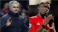 Rốt cuộc vì sao Mourinho cho Pogba dự bị ở trận M.U hòa Sevilla 0-0?