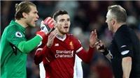 Các trọng tài 'náo loạn', Klopp và Van Dijk bức xúc vì 2 quả 11m ở trận Liverpool - Tottenham