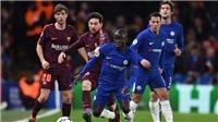 Xem lại nghệ thuật 'kèm chết' Messi của Kante