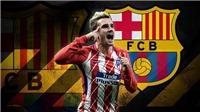 Báo thân Barca: Antoine Griezmann '100% sẽ gia nhập Barcelona'