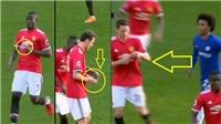 CHẾT CƯỜI: Fan thi nhau chế nội dung mảnh giấy Mourinho gửi Matic