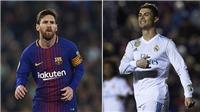 CẬP NHẬT tối 13/2: Chủ tịch Real dùng Messi để dọa Ronaldo. Rashford được khuyên rời M.U