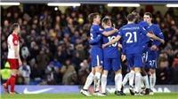 Video clip highlights bàn thắng trận Chelsea 3-0 West Brom: Hazard giải cứu Conte