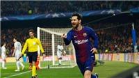 Hàng loạt huyền thoại cúi mình kính phục thiên tài Messi