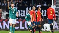 Đức 1-1 Tây Ban Nha: Mueller ghi bàn tuyệt đẹp hạ De Gea
